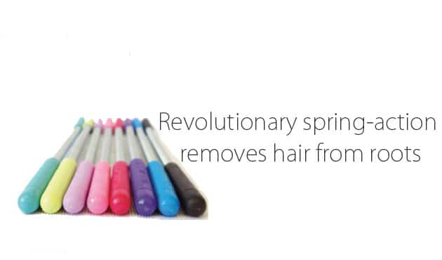 Revoluytionary Spiring actions remove hair roots